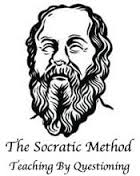 socratic dialectic The socratic method, in its classic form, does not seek to test our understanding of the facts of geometry, in spite of plato's suggestion to the contrary with his.